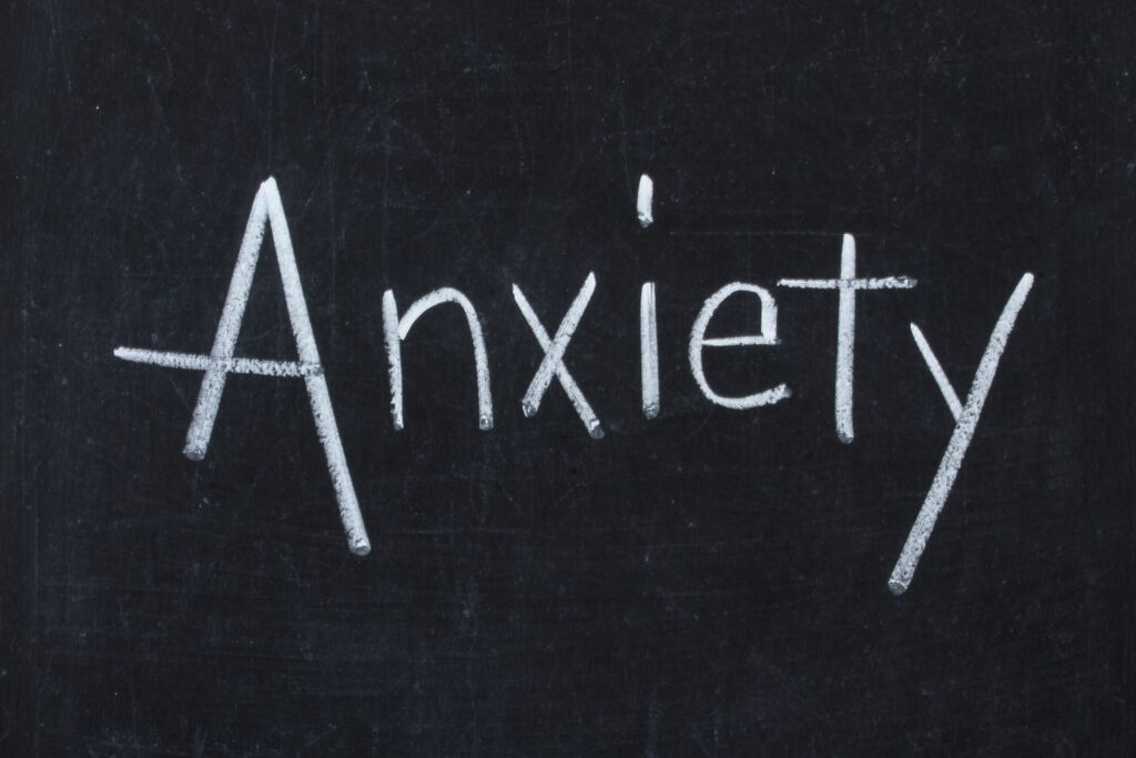 Living & Working with Anxiety
